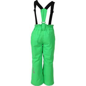 Color Kids Sanglo - Pantalones de Trekking Niños - verde